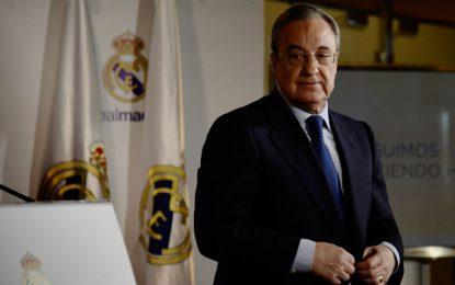 """""""No contemplo una Liga sin el Barça"""": presidente del Real Madrid"""