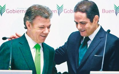 Vargas Lleras alborotó el avispero