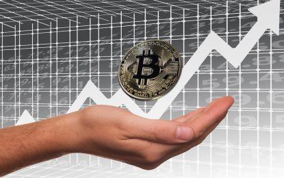Bitcoin a punto de romper el récord de los US$10.000