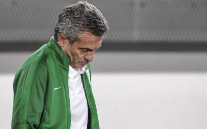 Juan Manuel Lillo renunció como técnico de Atlético Nacional