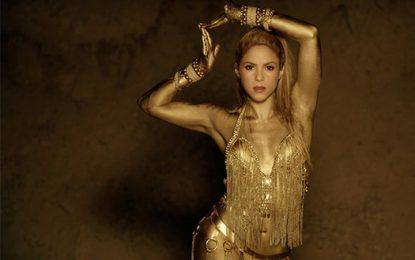 ¡Shakira anuncia su regreso a los escenarios!