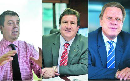 Se destapan las cartas por el poder en la Federación Colombiana de Fútbol