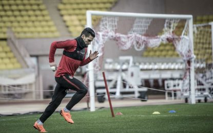 Falcao regresó a entrenamientos con el Mónaco