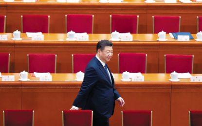 China abraza al mundo