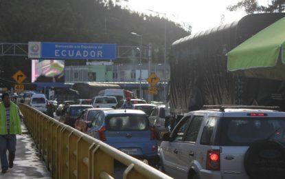 Dos periodistas de Ecuador habrían sido secuestrados en frontera con Colombia