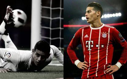 Se acaba su ciclo en el Real Madrid: el Bayern comprará a James este verano