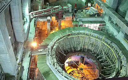 Se presenta obstrucción en casa de máquinas de Hidroituango