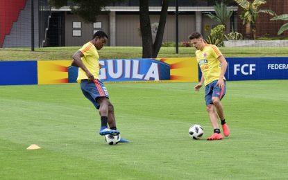 En Colombia ya se encuentran 15 jugadores de la Selección