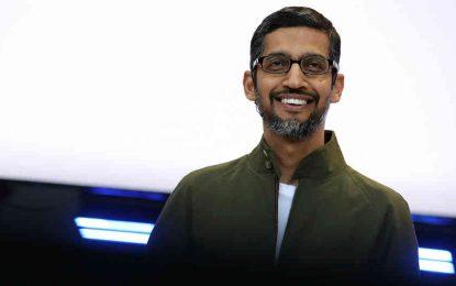 Sundar Pichai, el hombre que quiere que Google esté siempre con usted