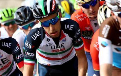 Fabio Aru se retiró en la etapa 19 del Giro de Italia