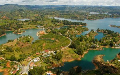 Provincia del Agua y el Turismo de Antioquia enciende motores