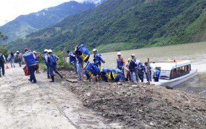 Por derrumbe en Hidroituango, no hay caravanas desde y hacia Ituango