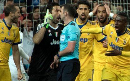 Gianluigi Buffon confesó lo que le habría hecho al árbitro del Real Madrid-Juventus