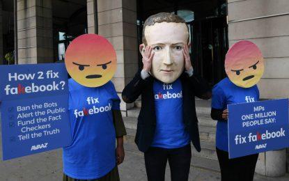 Parlamento británico cita a Mark Zuckerberg por segunda vez