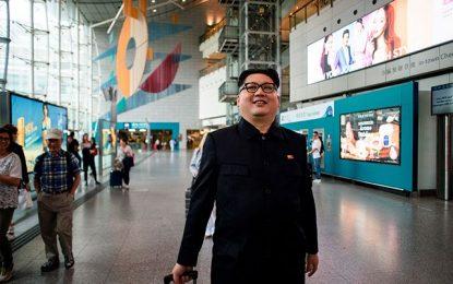 Imitadores de Kim Jong Un y Donald Trump tendrán su propia cumbre