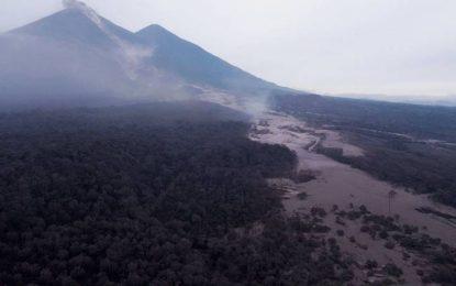 Serían 192 los desaparecidos tras erupciones volcánicas en Guatemala