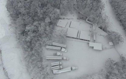 'No se sabe cuántas víctimas hay debajo de toneladas de ceniza'