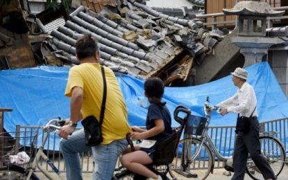 Un terremoto de 6,1 grados en Japón causa tres muertos