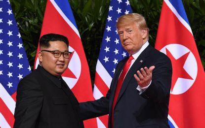¡Histórico encuentro! Estas son las postales que deja la reunión entre Donald Trump y Kim Jong-un