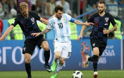 Pide un deseo! De cumpleaños, Messi sueña con el milagro ante Nigeria