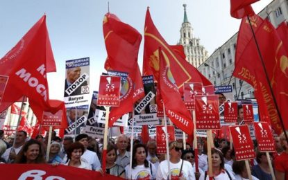 Rusia: cómo el plan para aumentar la edad de jubilación hizo caer la popularidad de Vladimir Putin