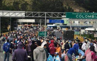 OEA se alista para tenso debate sobre inmigración  de venezolanos