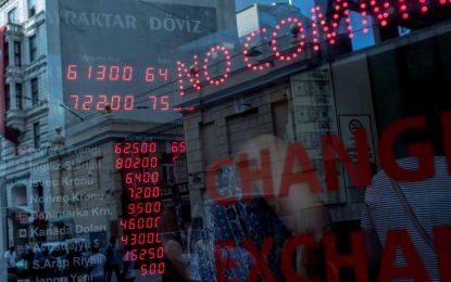 Crisis en Turquía: La lira vuelve a bajar y rompe récord histórico