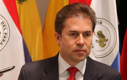 Crisis entre Paraguay e Israel por regreso de embajada