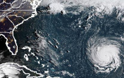 Declaran emergencia en varios estados de EE.UU. por huracán Florence