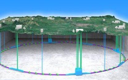 Los planes de China para construir el supercolisionador de hadrones más grande del mundo