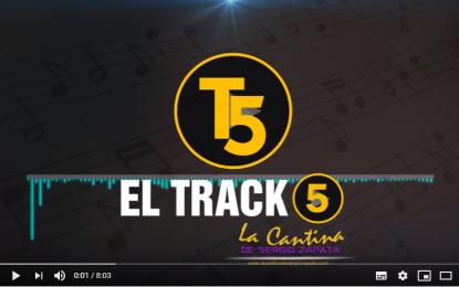 El Track 5 de La Cantina | Yeison Jimenez, El Andariego, John Jairo Pérez… y más (01/08/2018)