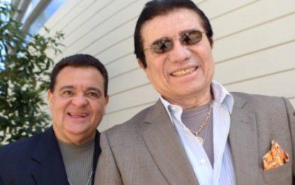 Richie Ray y Bobby Cruz celebraron en grande sus 55 años de trayectoria