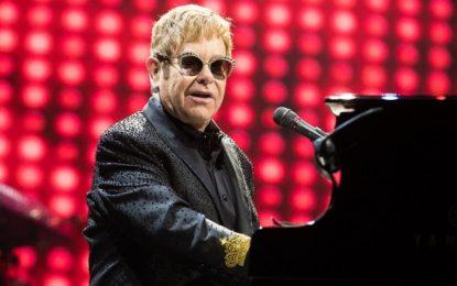 Elton John anuncia su retiro de los escenarios