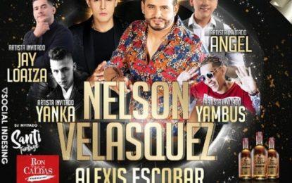 Alexis Escobar Pendiente Mi Gente De Cartago Valle ,Nos Vemos Este Sábado 6 De Abril En La Plaza De Ferias….