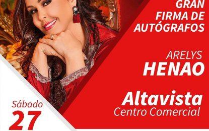 Bogota Nos Vemos Este 27 De Abril Con Arelys Henao En Las Salas De Cine Royal Films Del Centro Comercial Altavista Usme