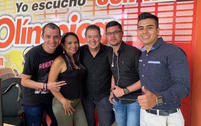 Argemiro Jaramillo Aquí En Olimpica Manizales Con Sus Amigos Sairatd,Sebas,Freddy Stiwar y Fedher Guarnizo