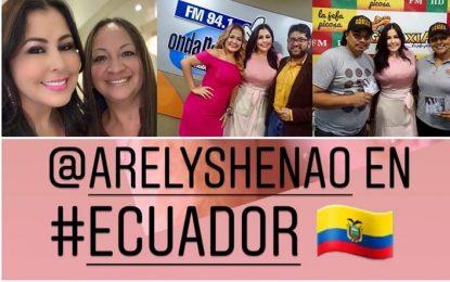 Gracias A Todos Los Arelystas Y A Los Medios De Comunicación De Guayaquil Ecuador
