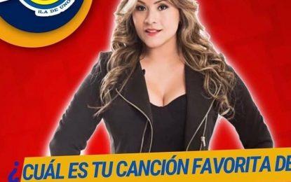 Francy La Voz Popular De America En Radio Uno Medellin