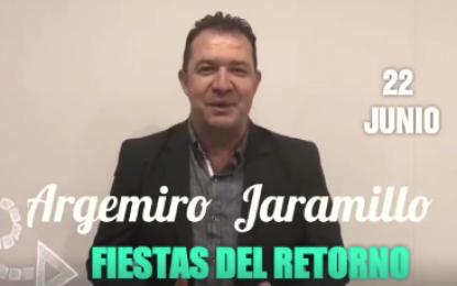 Argemiro Jaramillo Hace La Invitación A Todos Los Vallunos Y Turistas De Todo El Planeta