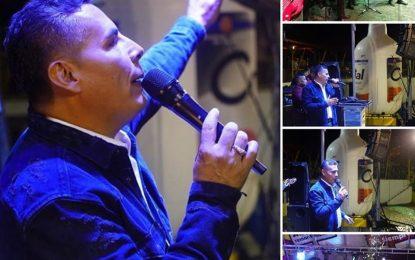 El Andariego Music Gracias Pensilvana Por Su Gran Cariño….