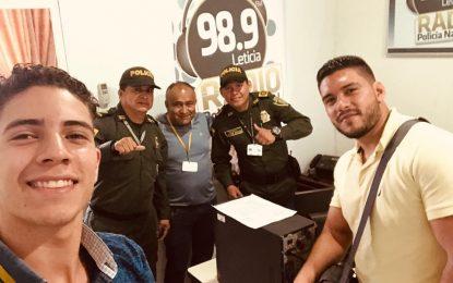 Gracias A Los Medios De Comunicación De Leticia Amazonas Emisora Policía Leticia