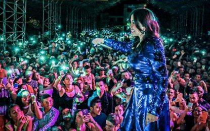 Arelys Henao Éxito Total De La Presentación En Las Ferias Y Fiestas Fiestas Del Rio De Mutata Antioquia