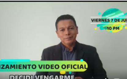 Fernando Burbano Su Nuevo Lanzamiento Decidí  Vengarme En YouTube