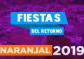 Argemiro Jaramillo Y Fedher Guarnizo En LasFiestas Del RetornoNaranjalValleSábado 22 De Junio