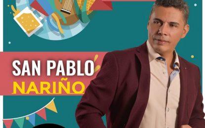 El Andariego Music En San Pablo Nariño Este 19 De Agosto En Sus Fiestas Tradicionales
