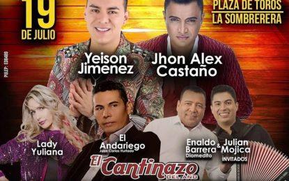 El Andariego Este19 De Julio Con Todos Mis Éxitos En Chaparral Tolima