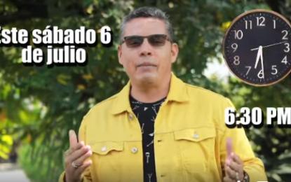 El Andariego Music Este Sábado 6 De Julio En La Música De Mi Pueblo A Las 6:30 PM