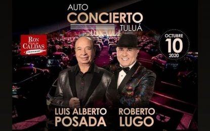 Luis Alberto Posada En Auto Concierto En Las Ferias De Tulua