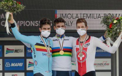 Filippo Ganna Destrona A Dennis Y Logra El Primer Oro Para Italia En Contrarreloj