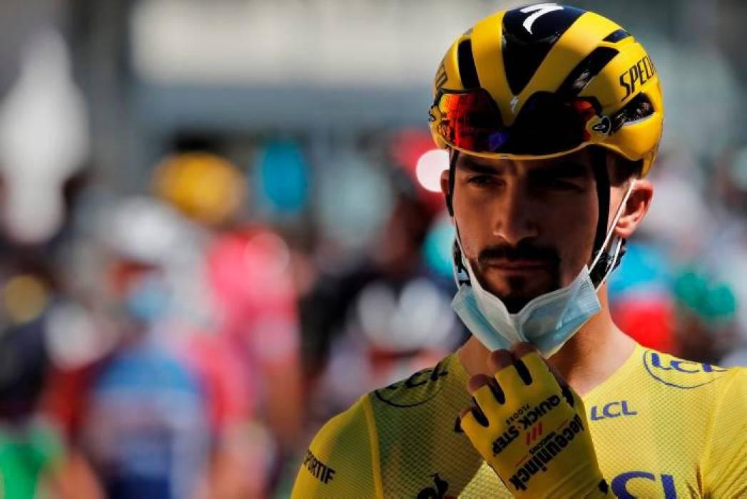 La Cantina De Sergio Zapata Alaphilippe Fue Penalizado Y Perdio El Liderato Del Tour De Francia